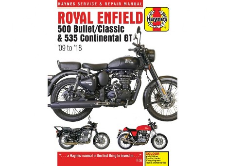 UCE Bullet, EFI Classic & 535 Continental GT service guide