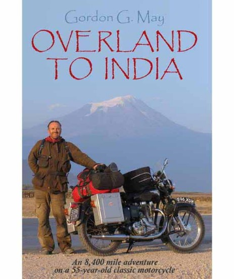 UK to India by Royal Enfield Bullet
